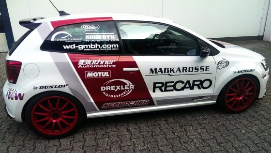 Seebacher Polo R WRC