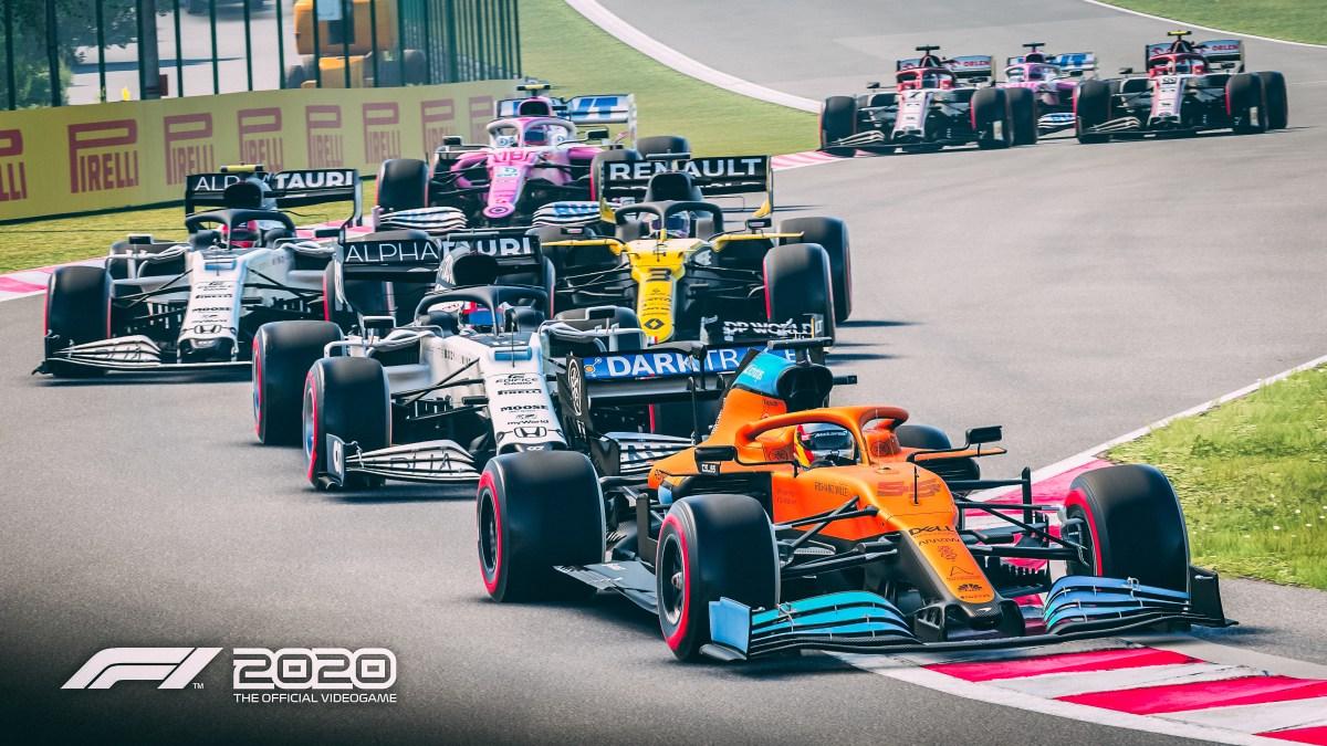 F1 2020 - Patch 1.05 für PC und Konsolen veröffentlicht ...
