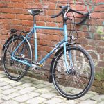 Surly Disc Trucker equipped with Rohloff