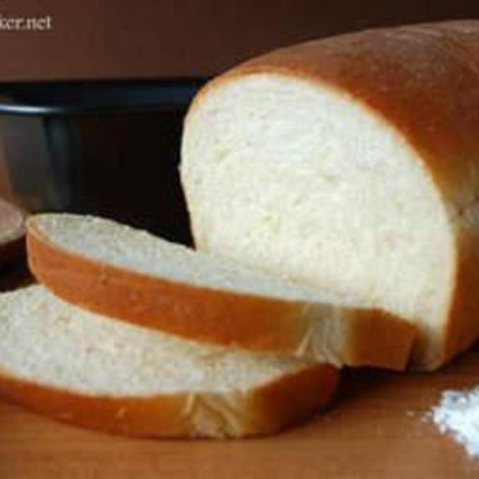 Soft and Easy White Bread (Bread Machine) Recipe