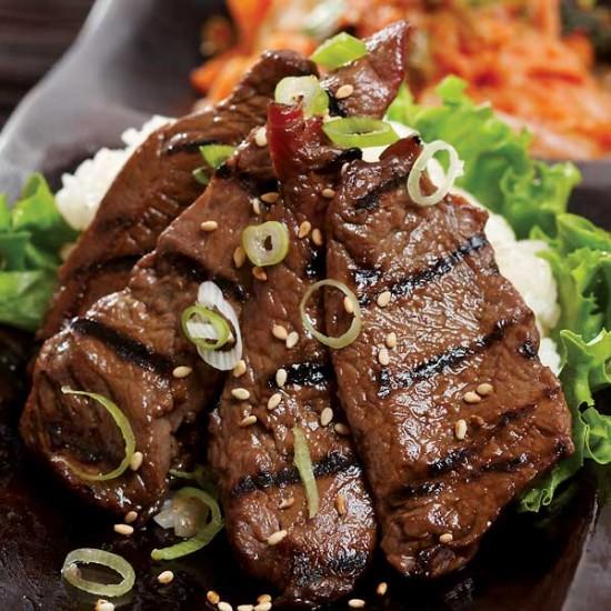 Korean Steak BBQ | KeepRecipes: Your Universal Recipe Box