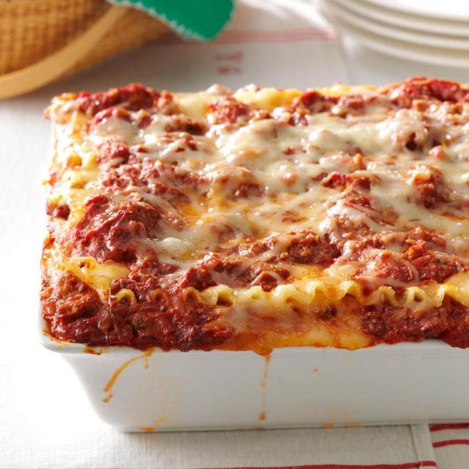 Best Lasagna Recipe adapted by me | KeepRecipes: Your
