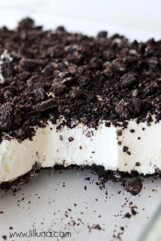 Dirt Cake Cream Cheese Recipe