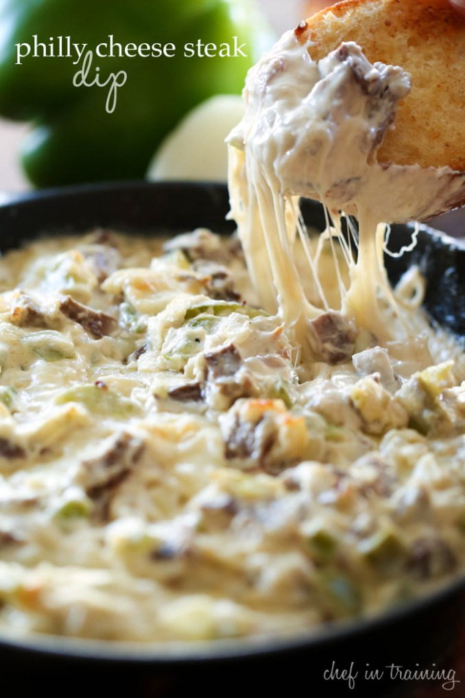 Philly Cheese Steak Dip | KeepRecipes: Your Universal