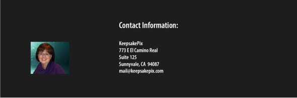 Contact Info and pic