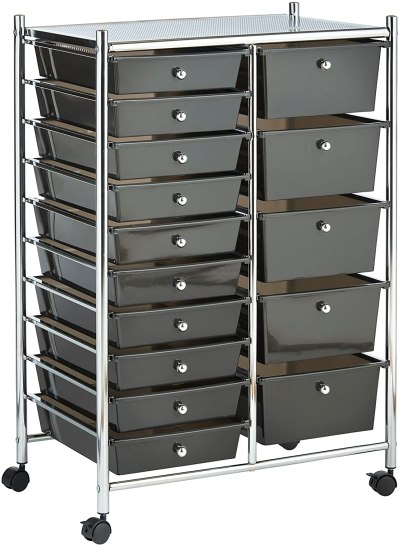 plastic drawers for storage