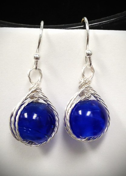 wire wrapped spheres