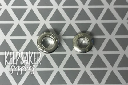 charm bead insert comparison - fake silver plated and genuine solid sterling silver