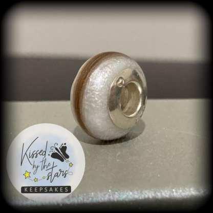 medium bead mould heart stamped bead insert