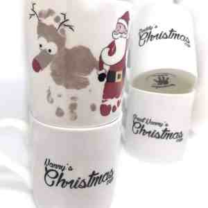 Christmas Personalised Cup