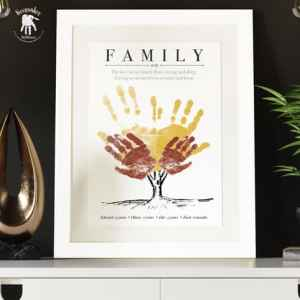 Family Tree Keepsake