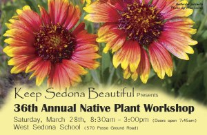 36th Annual Native Plant Workshop, March 28, 2015