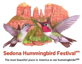 logo sedonahummingbirdfestival lowres