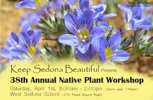 2017 Annual Native Plant Workshop a Success!