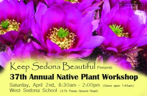 37th Annual Workshop on Local Plants, Water, Wildlife and Ecology