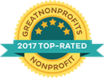 Great NonProfits rating of Keep Sedona Beautiful