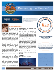 2017 Summer Preserving the Wonder™ Quarterly Newsletter