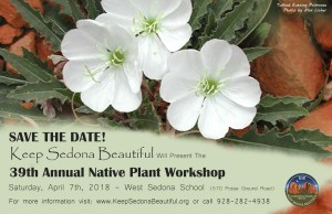 39th Annual Native Plant Workshop