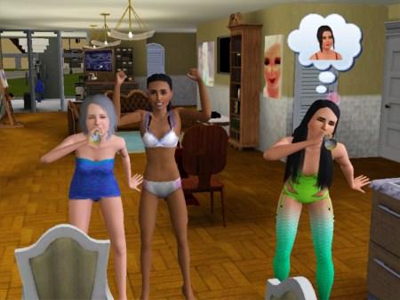 Sims  Time Traveler Lot