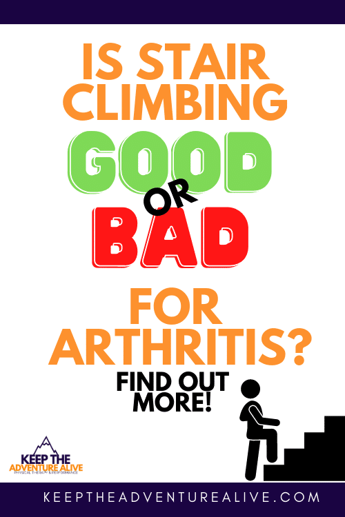 is staIR climbing good for osteoarthritis?