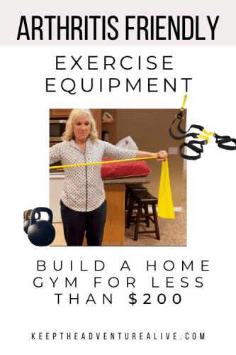 arthritis exercise equipment