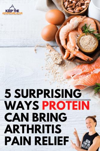 best protein for arthritis