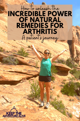 natural remedies for arthritis