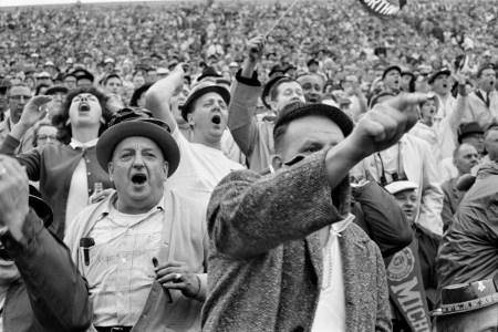 1960-Ann-Arbor-Michigan-A-football-game-Michigan-vs.-Northwestern