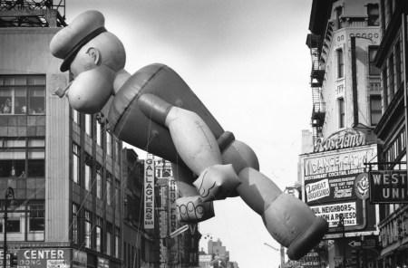 Popeye On Parade