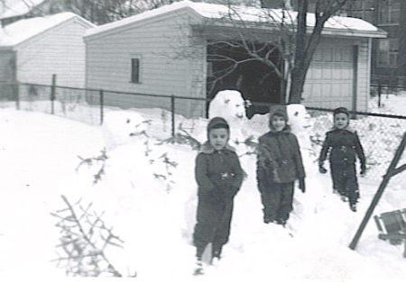 snowmenthree1953