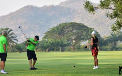 Palm Hills Golf Club mein Lieblingsgolfplatz in Hua Hin?