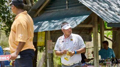 The royal Hua Hin Golf Club Pause