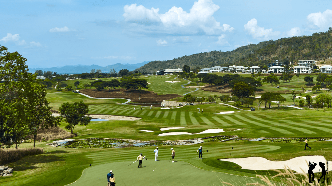 Black Mountain Golfplatz Hua Hin - Keep the Moment