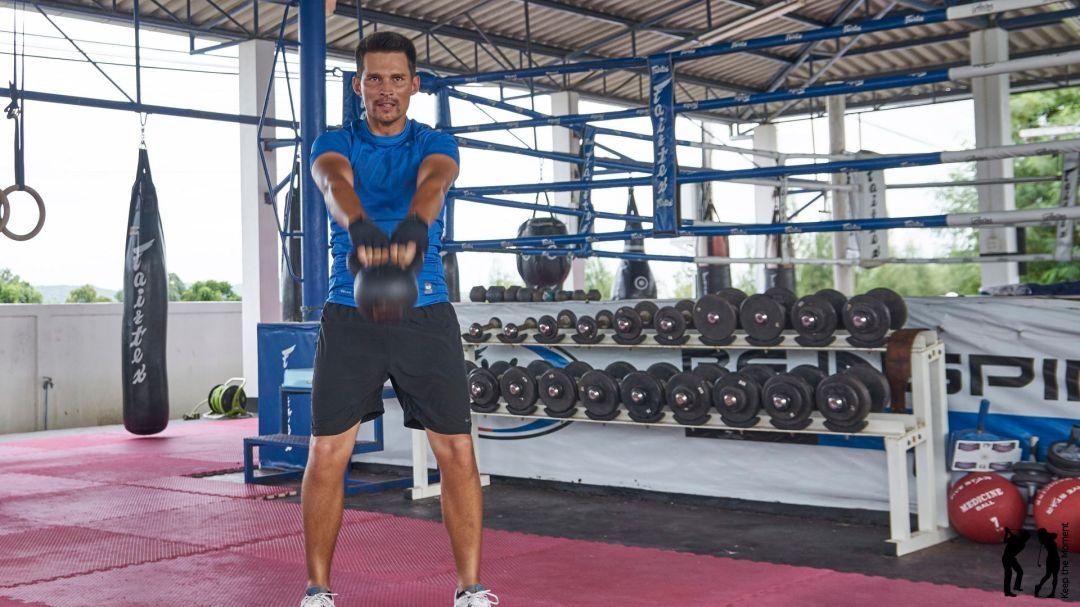 Kampfsport, Fitness und Golf - das passt!