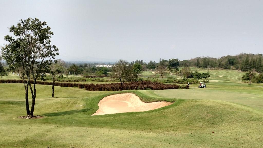 Thailand & Golf, das passt!