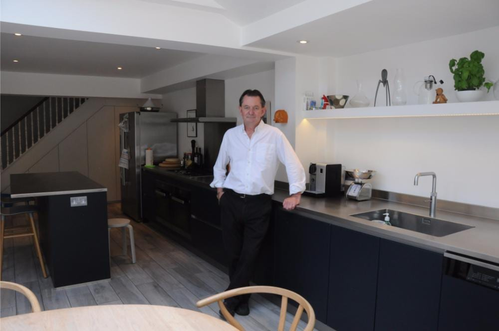 Attractive West London Kitchens: Cool Kitchens