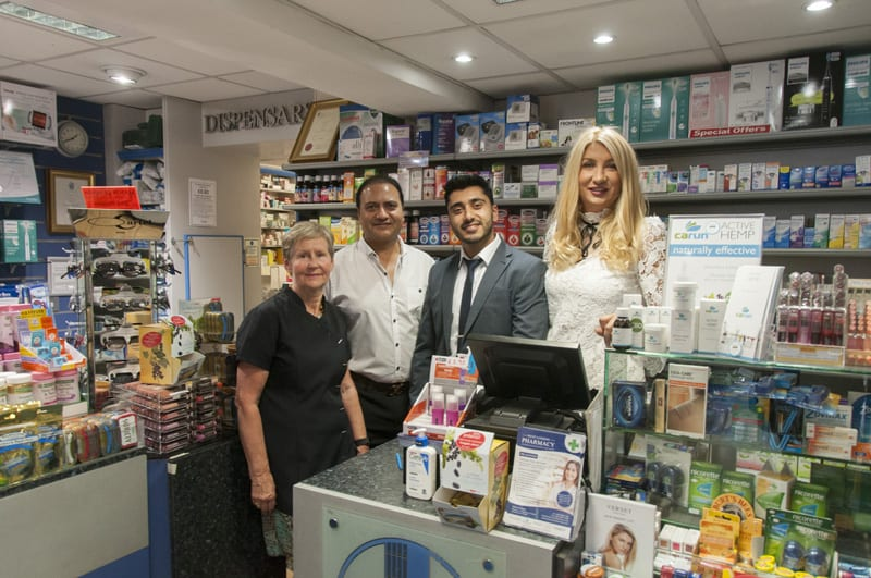 West London Pharmacy Chiswick W4