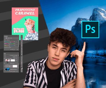 Photoshop Básico con David Ledger
