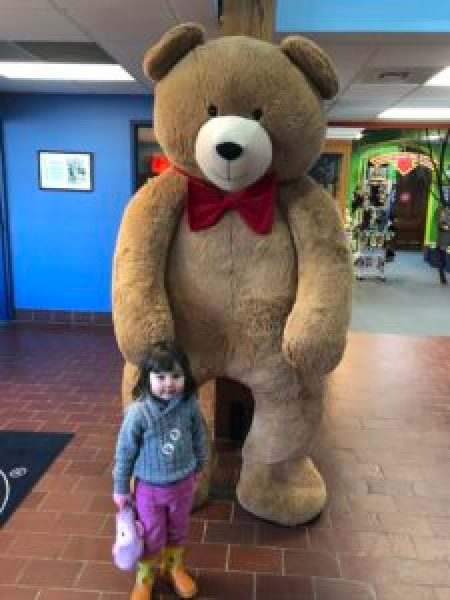 Two Days in Vermont: A Family Friendly Vacation - Vermont Teddy Bear Factory
