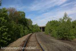 Railroad tracks hike  (8 of 33)