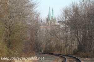 Railroad tracks hike Hazleton Heights  (3 of 47)