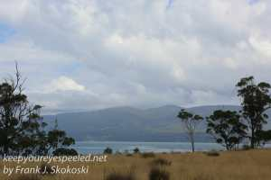 Bruny Island drive to ferry -5