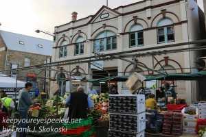 Tasmania hobart Salamanca market 1-7