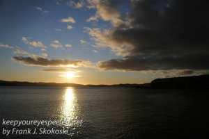 Tasmania hobart sunrise walk-13