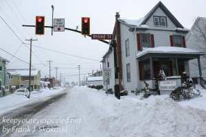 blizzard walk Marh 15 morning -22