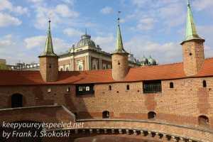 Poland Krakow afternoon walk-101