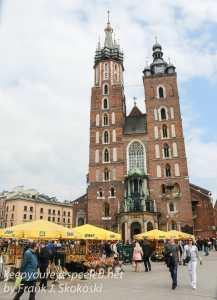 Poland Krakow afternoon walk-15
