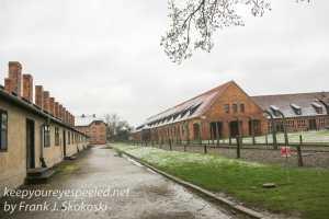 Auschwitz buildings one -9