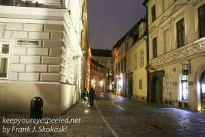 Poland Day Eleven Krakow Chopin Concert and walk home -21