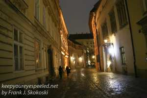 Poland Day Eleven Krakow Chopin Concert and walk home -23